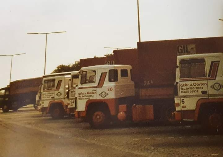 Scania-drieling