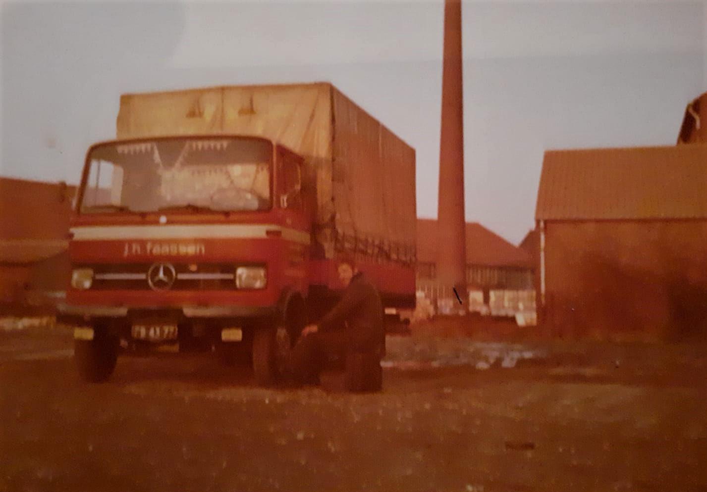 MB-Calimero-chauffeur-Sjaak-Verheijden--1973