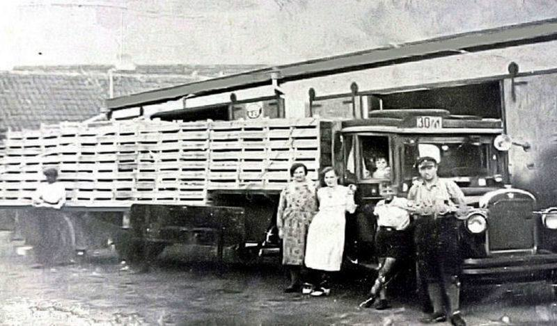 1930-bij-de-kalkovens-in-Ter-Heide-Gerrit-Boers-archief
