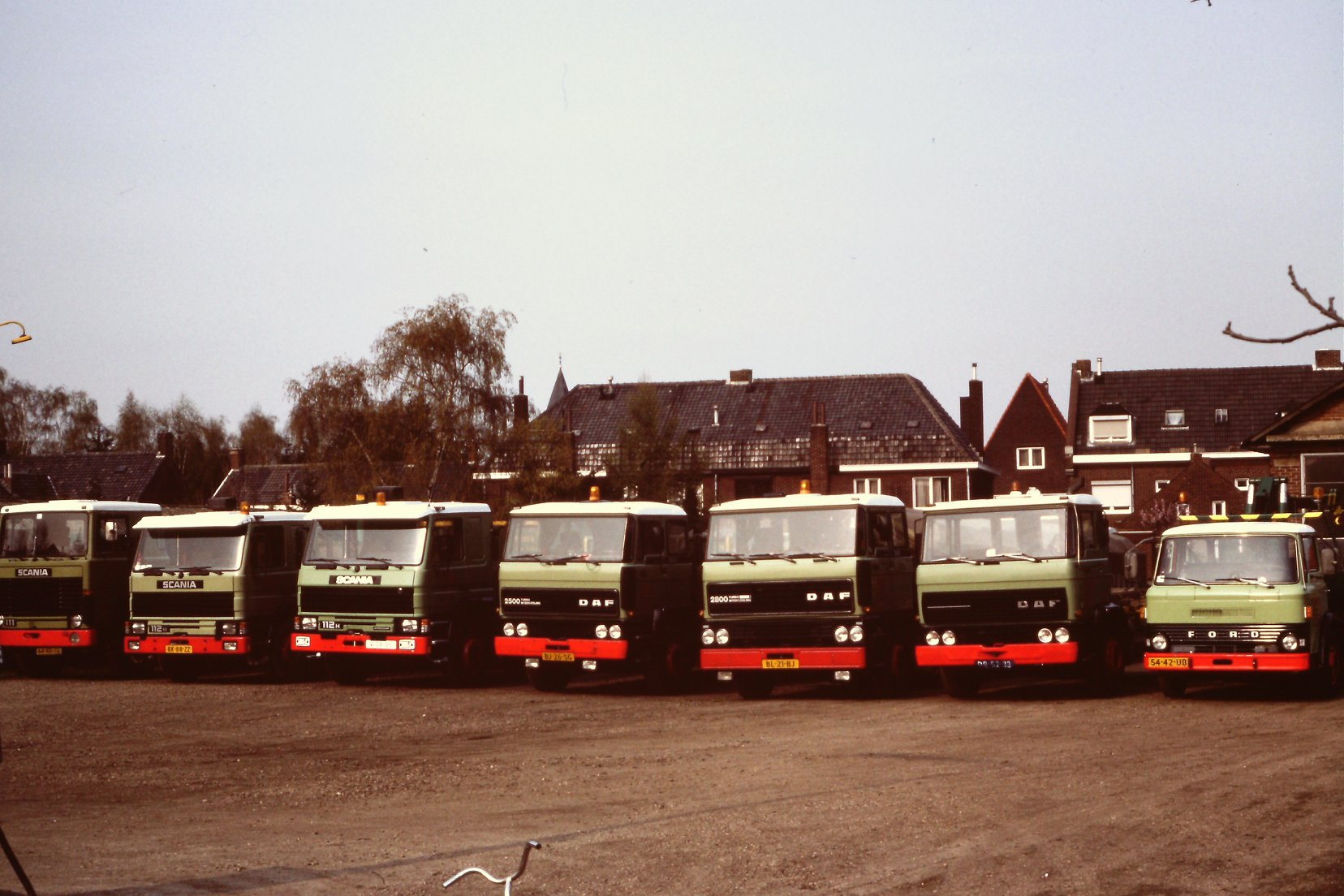 Scania-DAF-Ford
