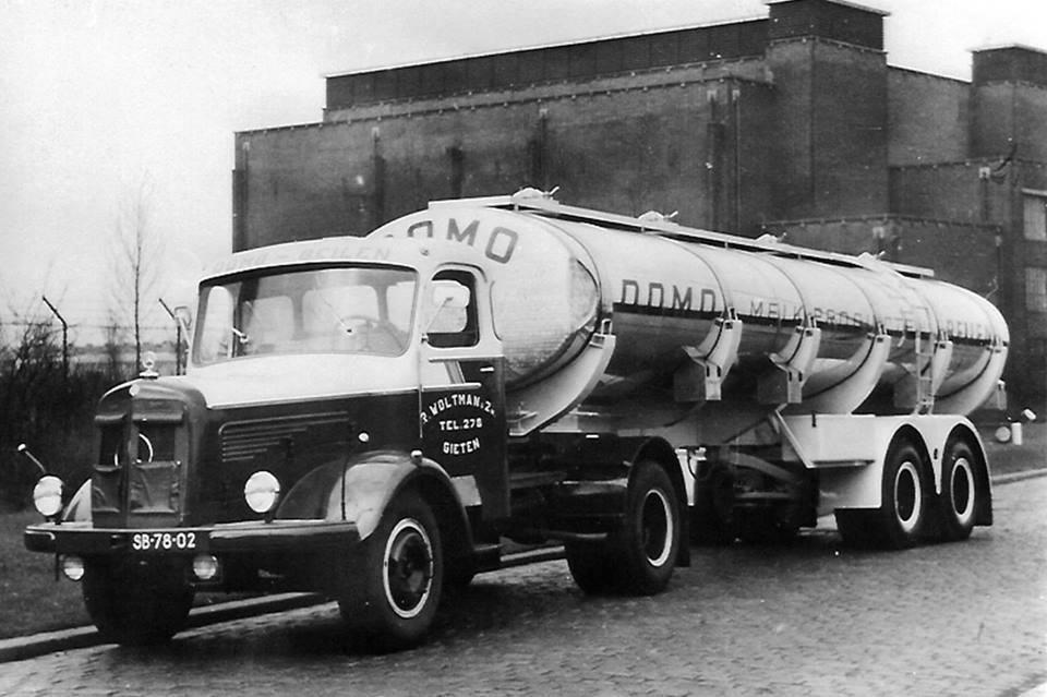 Mercedes-voor-Domo