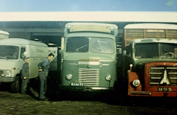 Commer-Magirus-deutz