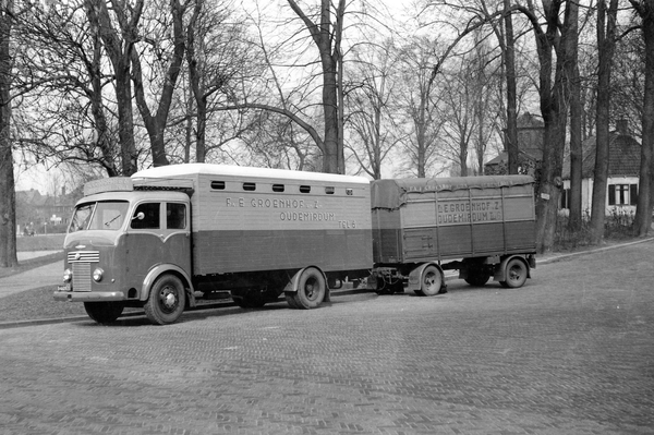 Commer-veewagen