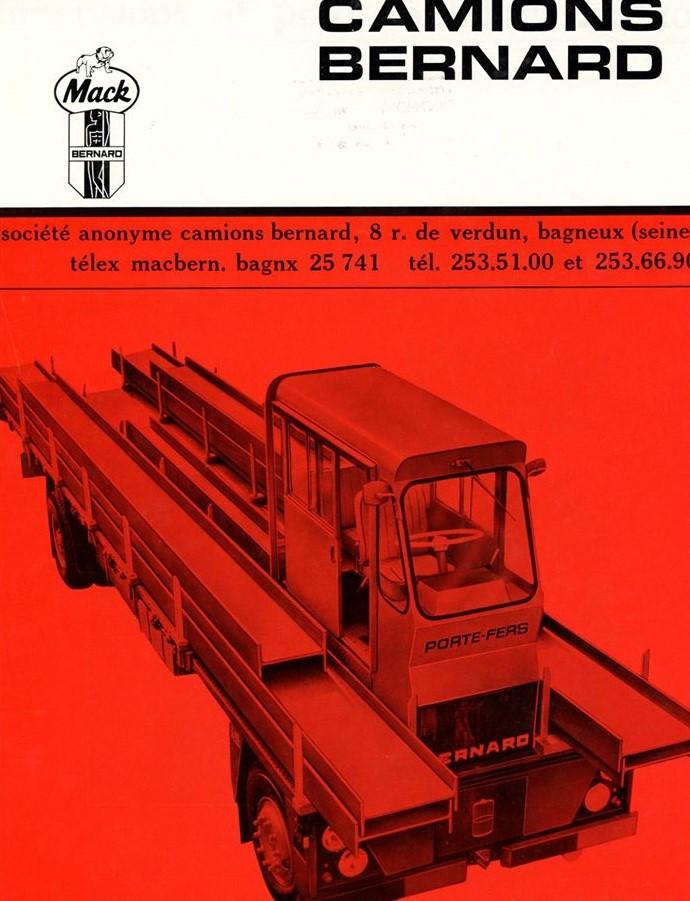 Bernard-voor-lengte-transport