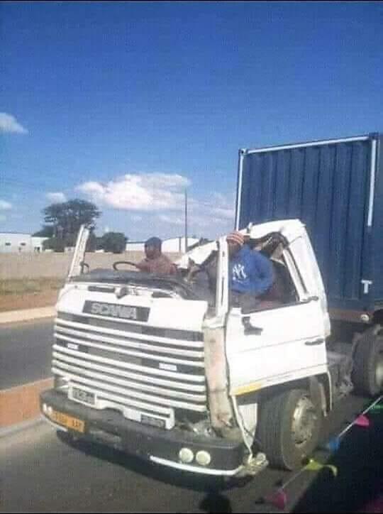 Cabrio-in-Afrika