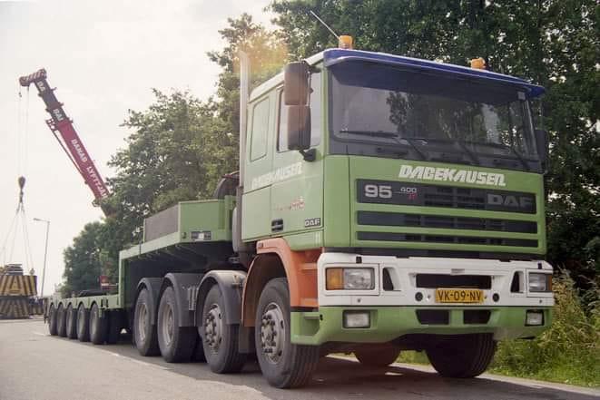 DAF-95-400-8X4-
