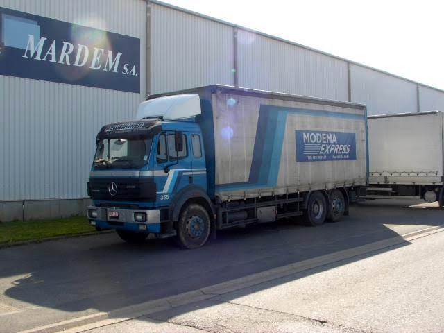 Modena-Eupen-Mercedes