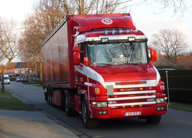 Scania-L124