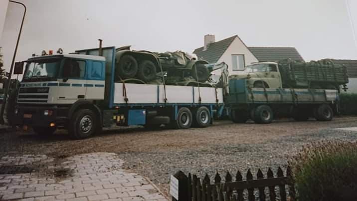 DAF-XF-Marc-Kesselmans-met-oud-ijzer-voor-Moermans-in-Sittard