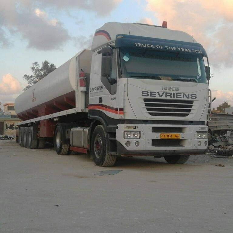 Iveco-in-Libie