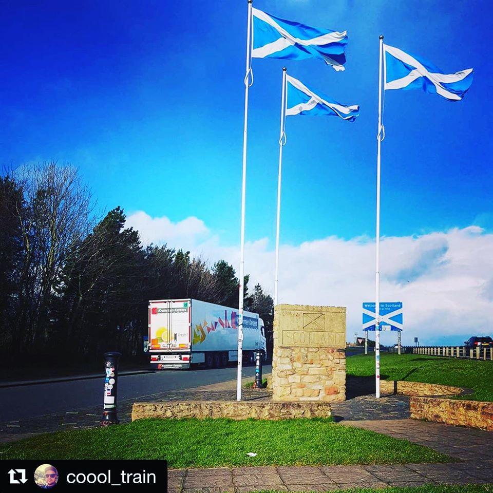 Scania-Schotland