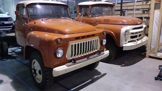 GAZ-53---ZIL-130
