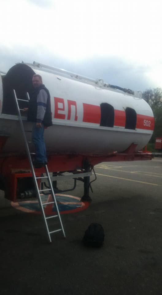 Piotr-Kowalski-vliegtuig-bouw