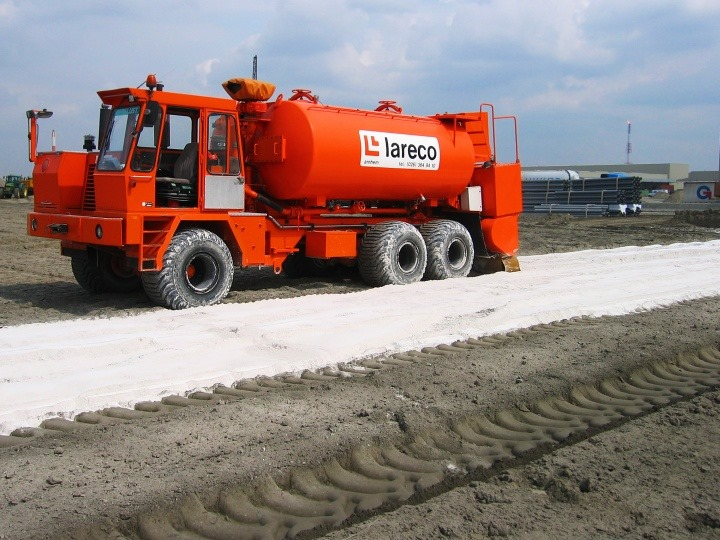 Cement-wagen