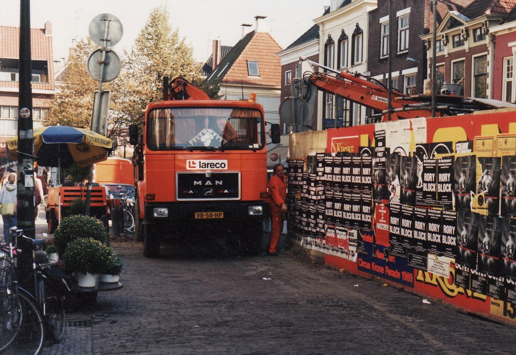 Vernieuwen-van-het-riool-Poelestraat-in-Groningen-2