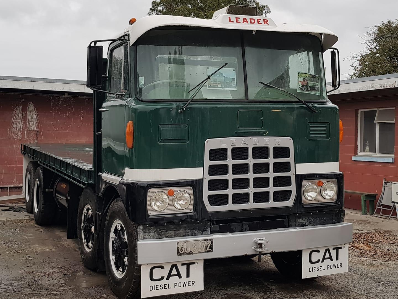 Leader-Cat-engine