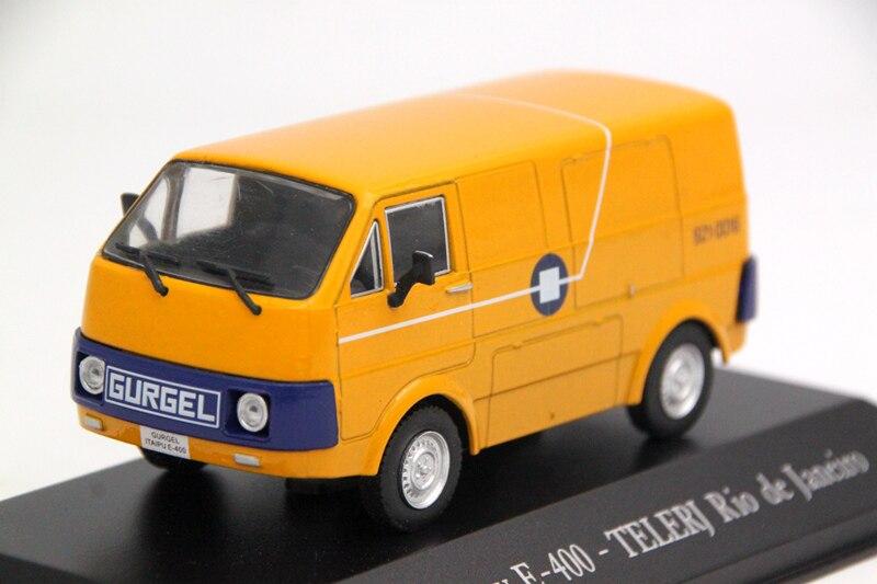 Gurgel-Itaipu-E400-Models