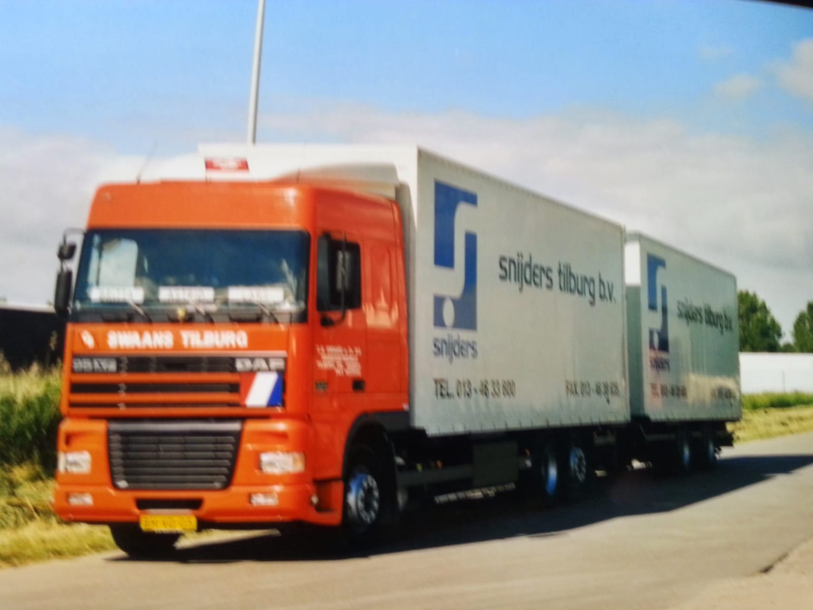 Paul-Timmers-foto-DAF-95-XF