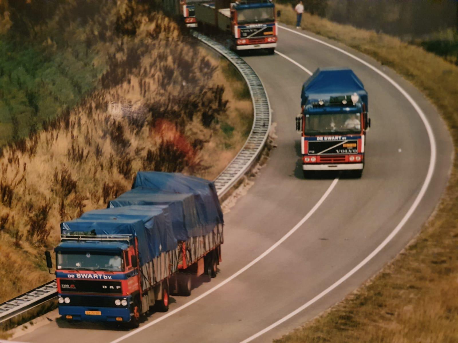 DAF--Volvo