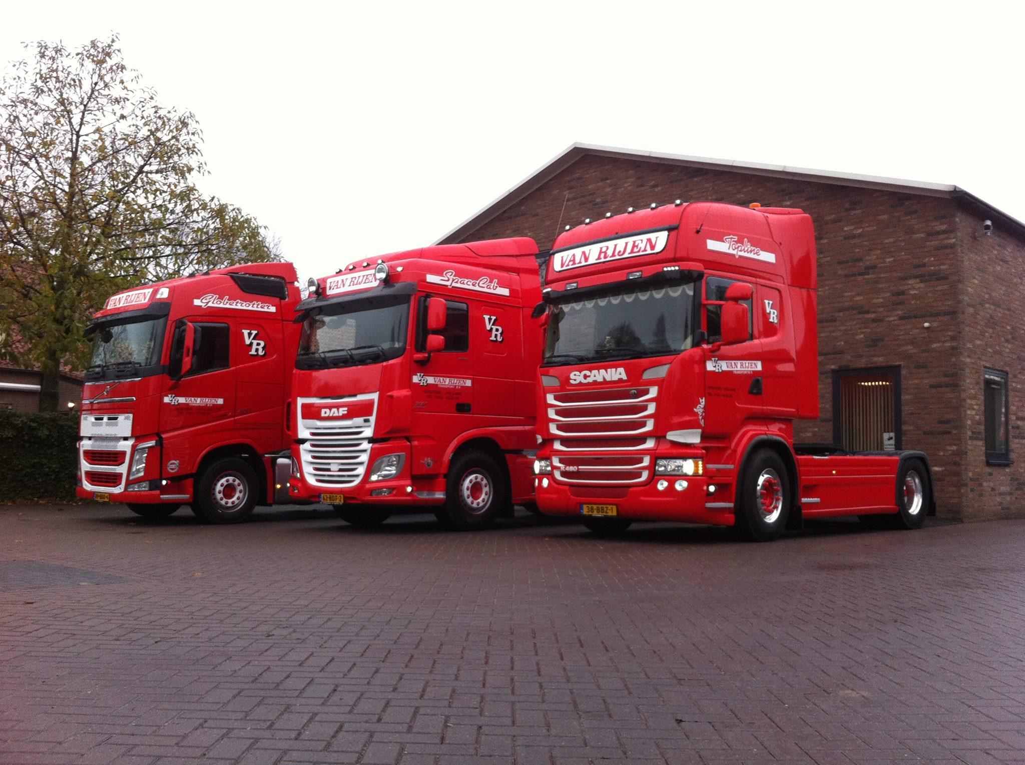 Volvo-DAF-Scania