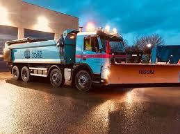 Volvo-Sneeuw-ruimer