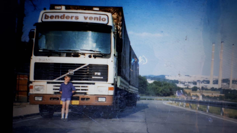 Fred-Hoogers-zijn-Volvo