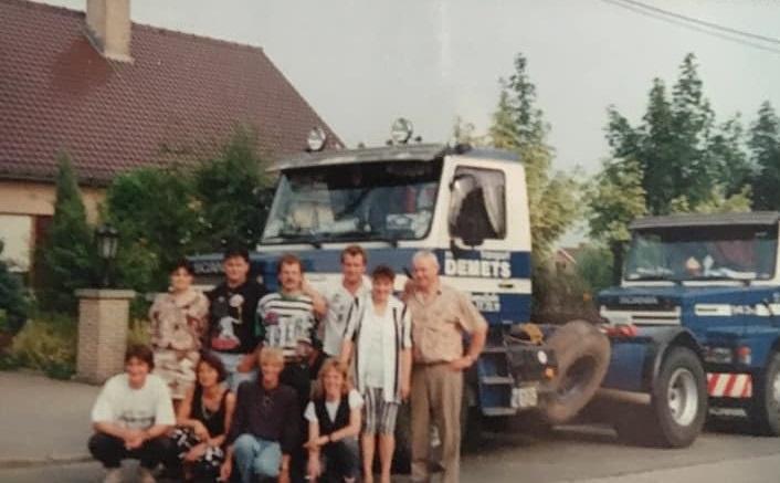 Rino-Vanlokeren-Trucktocht-klerken-1995--2