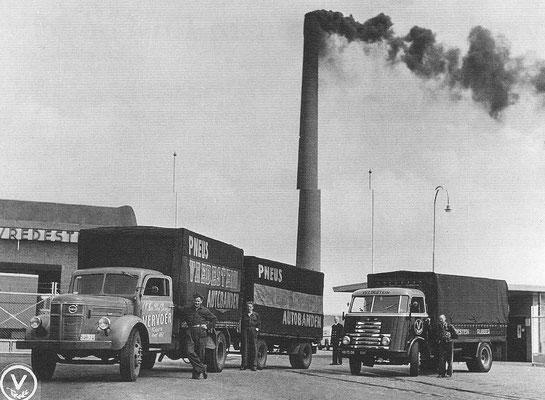 Volvo-bij-de-Vredestein-fabriek