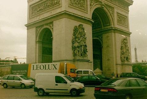 Het--drukste-punt-van-Paris--Marco-Van-der-Linden-foto-1
