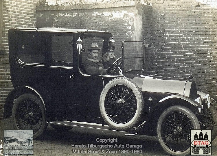1913-Hotchkiss-Landaulette-Langestraat-Tilburg--2