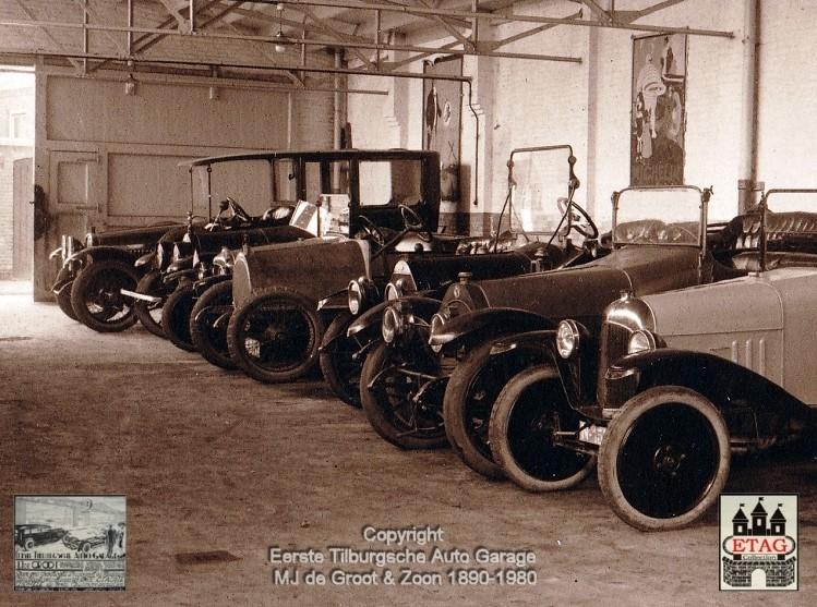 1918--Nagant-Landaulette-Langestraat-Tilburg-showroom-2