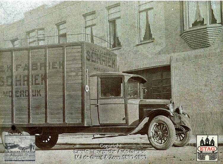 1918-Chevrolet-Chevy-Truck-Schriek-Koekfabriek--2