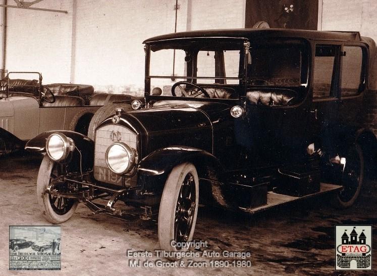 1918-Nagant--Landaulette-Langestraat-Tilburg-showroom-2