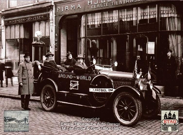 1925-Buick--Around-the-World--Nederland-Hein-de-Groot-2