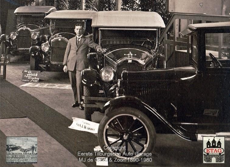 1925-Buick-Scala-Tuinstraat-Tilburg-Nederland-Hein-