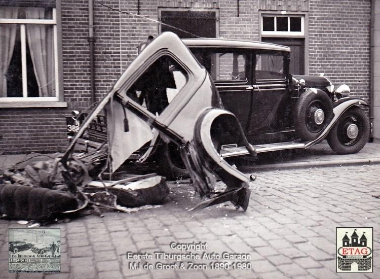 1934-Buick-ongeluk-Goirleseweg-Tilburg-Nederland-3--