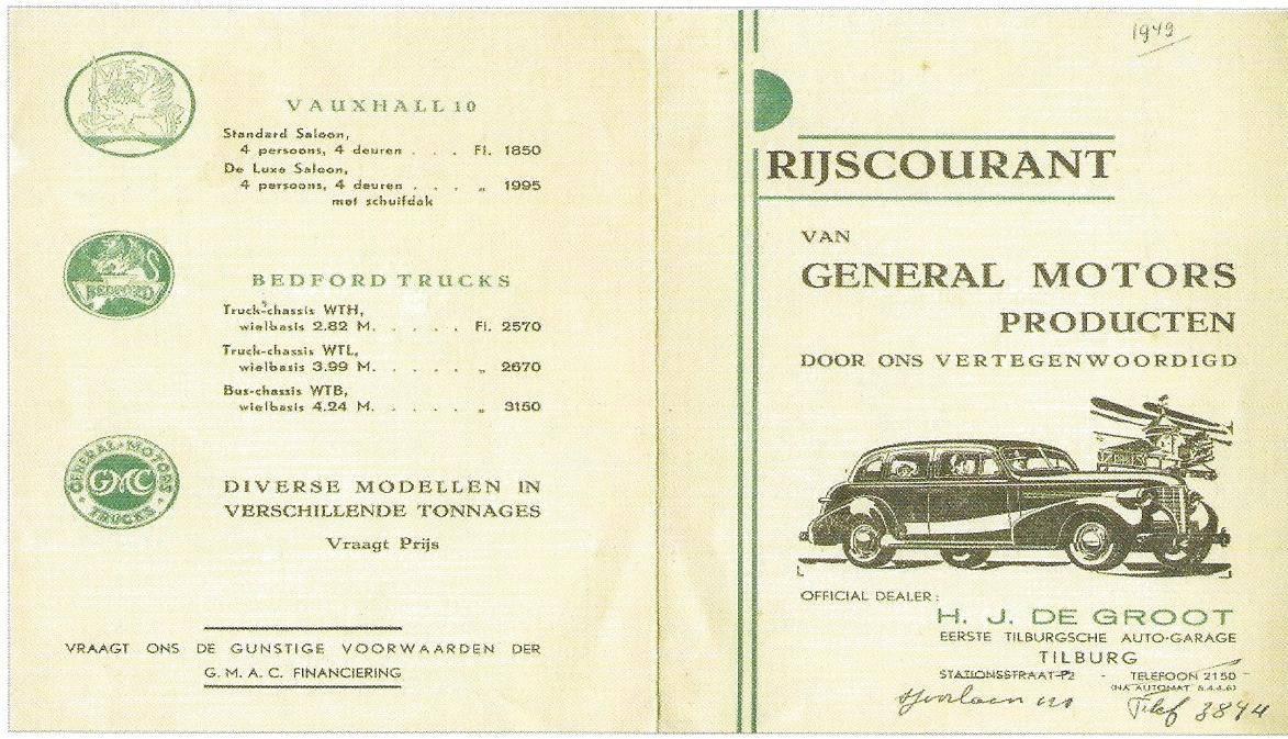 1949-Rijcourant-van-General-Motors-