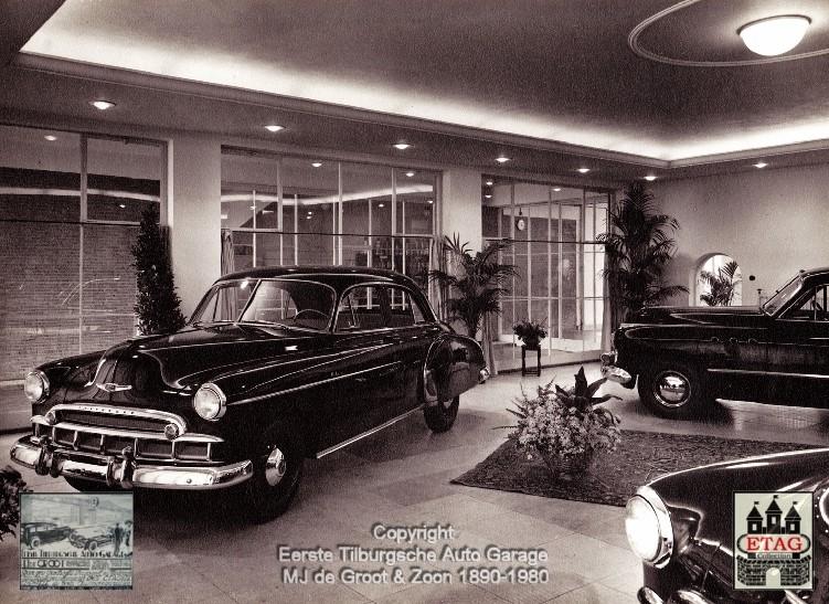 1949-Showroom-Spoorlaan-120-Tilburg-2-Chevrole