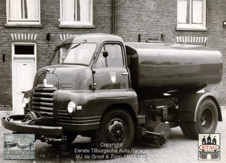 1950-Bedford-Vuilniswagen-Tilburg-2