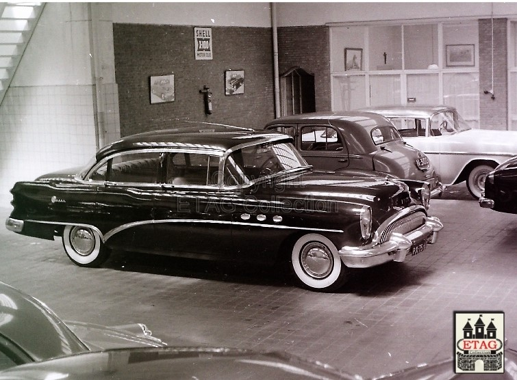 1956-Werkplaats-Spoorlaan-120-Tilburg-2-Buick