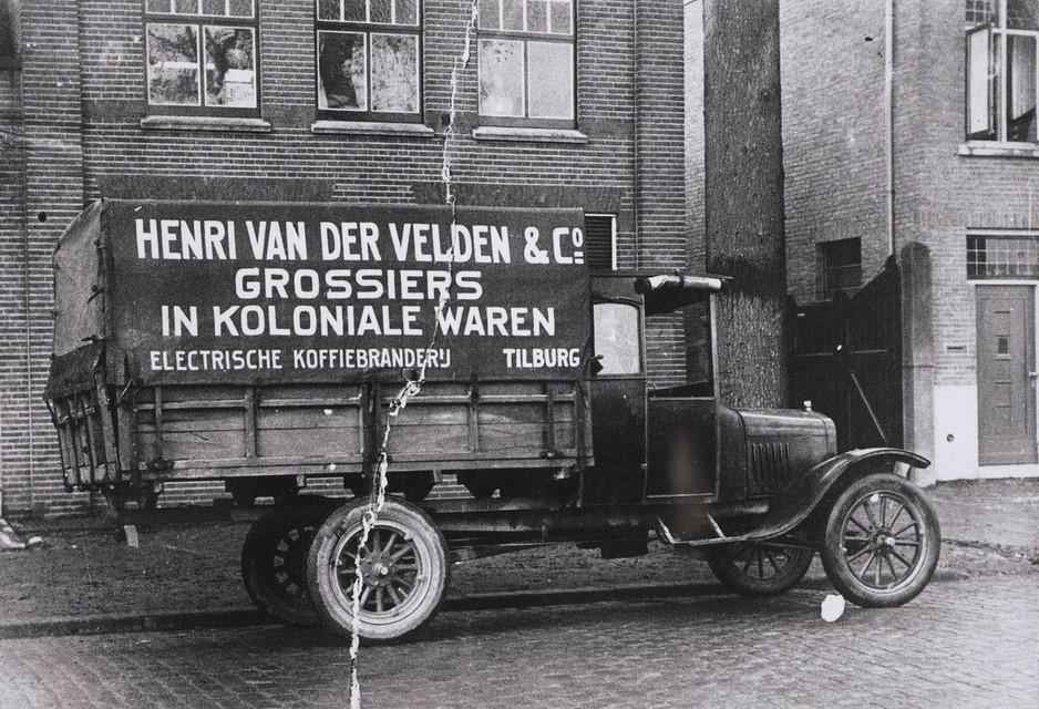 Ford-vrachtwagen