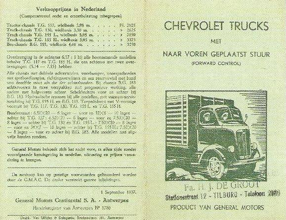 1949-Papieren-die-toen-behooorde-bij-de-Chevrolet-Truck