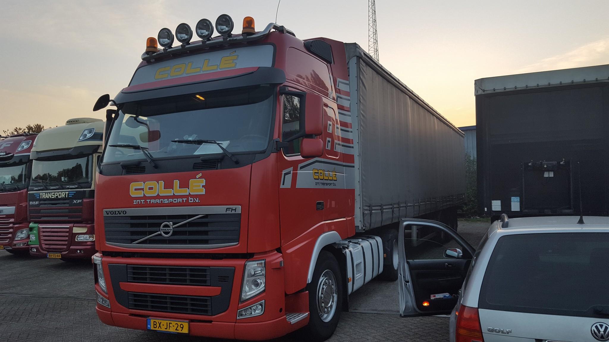 Volvo-Colle