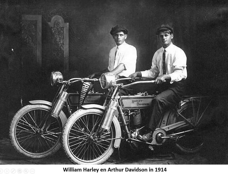 Harley-en-Davidson