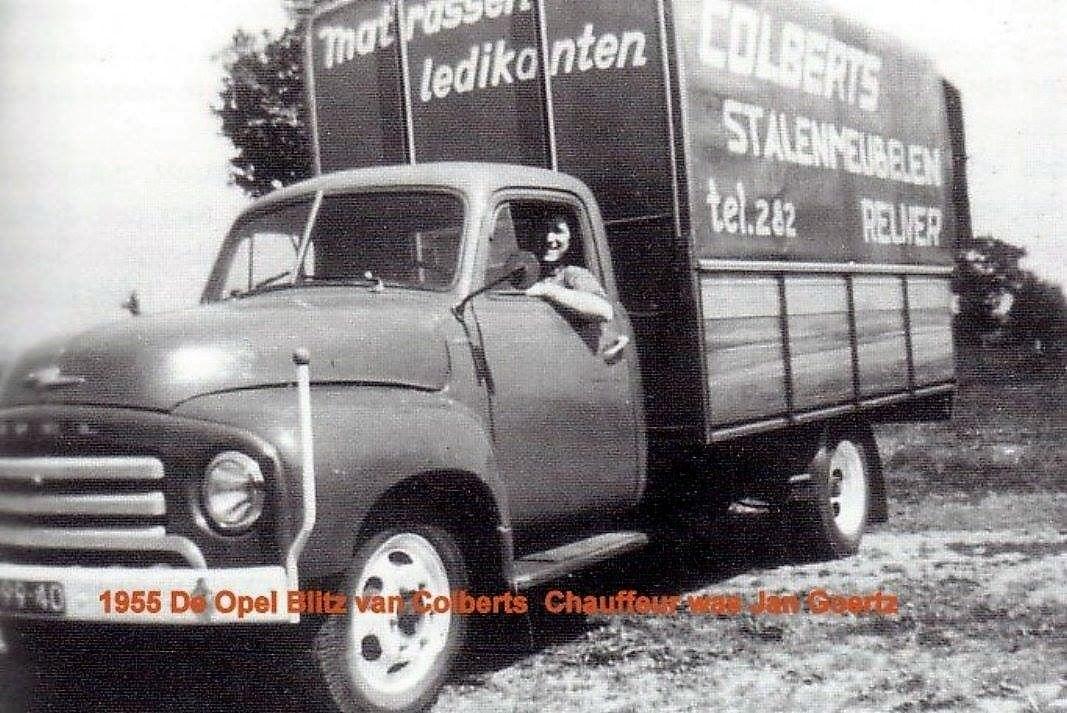 Opel-Blitz-Theo-Sijbers-archief
