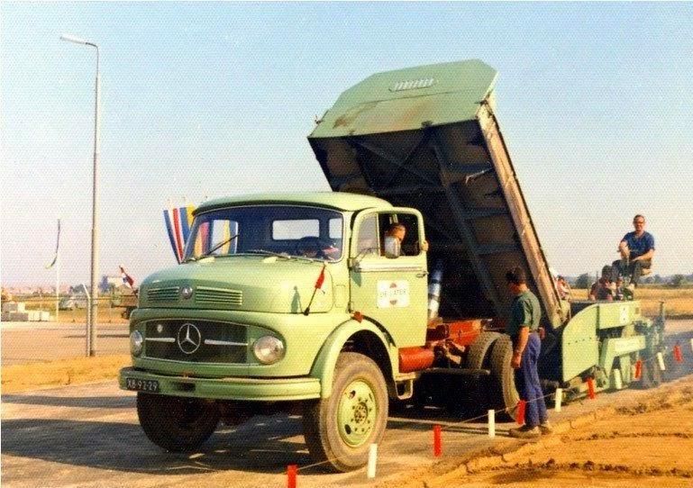 jaren-70-Mercedes-