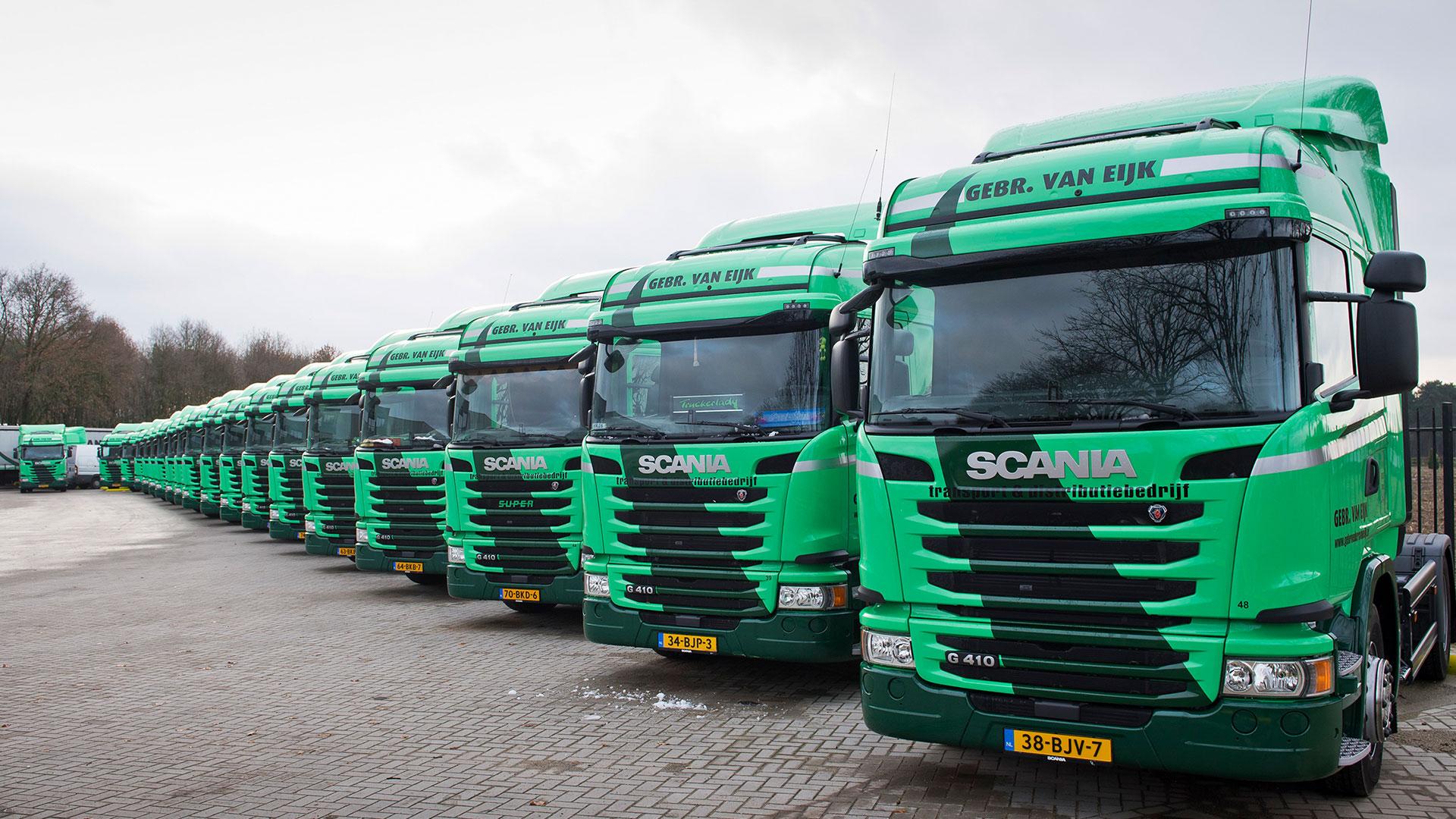 Scania-20-op-rij