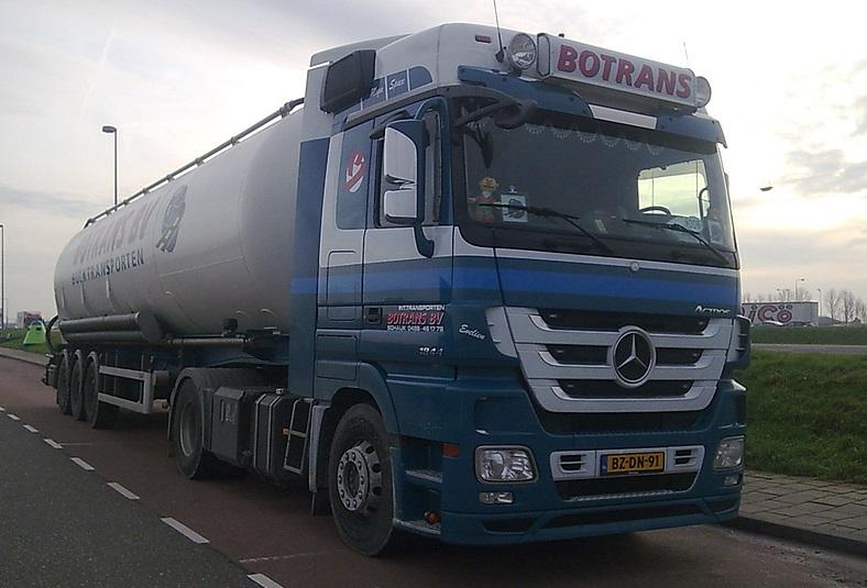 Mercedes-BZ-DN-91-
