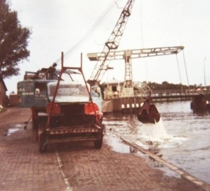 GMC-Kraanwagen