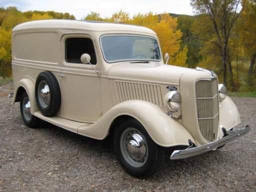 Ford-Panel-Van---1936
